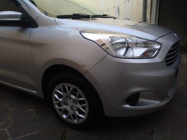 KA Sedan 1.0 2015 - 2º DONO - Foto 12