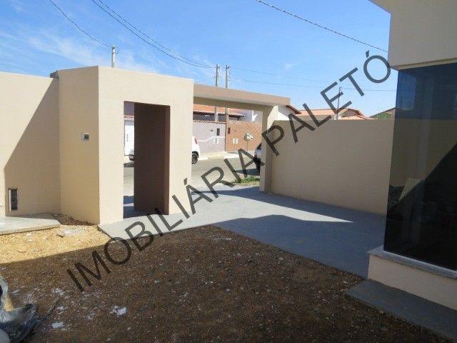 REF 183 Casa nova no Residencial Jardim Adonai, Imobiliária Paletó - Foto 20