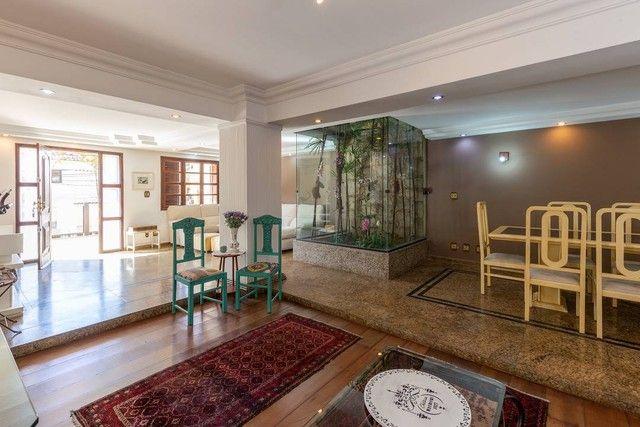 Casa duplex, 5 quartos, suites, pomar, jd. inverno, espaço gourmet, piscina - Foto 3