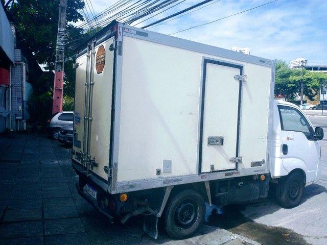 KIA K2500 Baú Frio 2014 Diesel Nova  - Foto 7