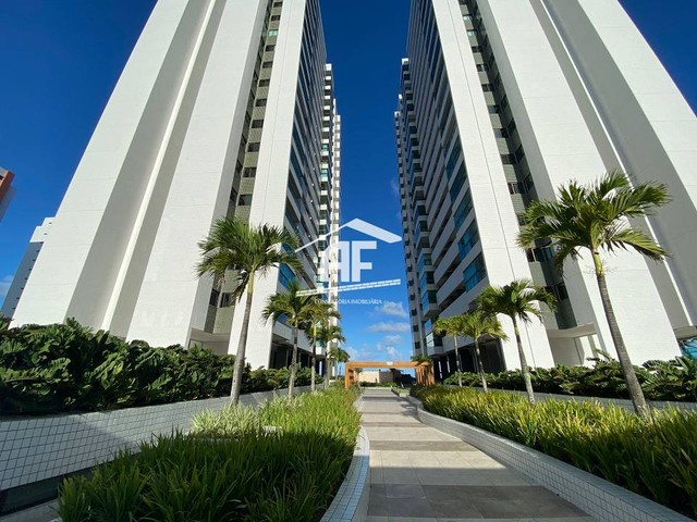 Apartamento Novo com vista total para o mar - 3/4 (2 suítes) - confira - Foto 17