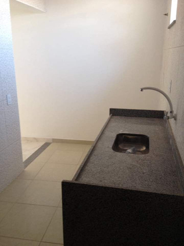 Alugo apartamento novo de dois quartos no Centro de SJB - Foto 6
