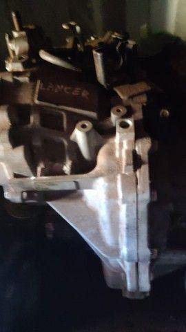 Cambio Lancer 2.3 Automático Semi Com Garantia - Foto 2