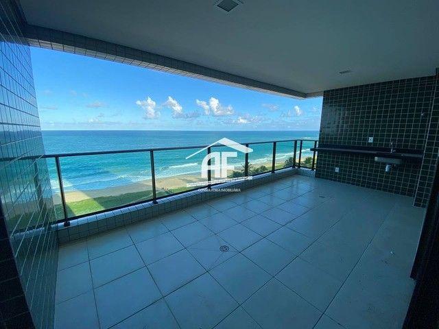 Apartamento Novo com vista total para o mar - 3/4 (2 suítes) - confira - Foto 4