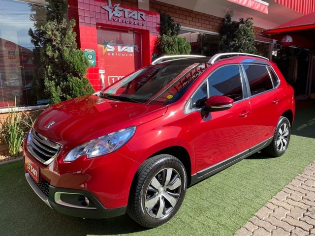 PEUGEOT 2008 GRIFFE 2018 STARVEICULOS - Foto 16
