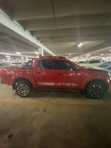 Frontier attac cd 4x4 diesel automatica, na garantia - Foto 7