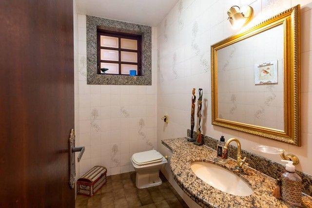 Casa duplex, 5 quartos, suites, pomar, jd. inverno, espaço gourmet, piscina - Foto 13