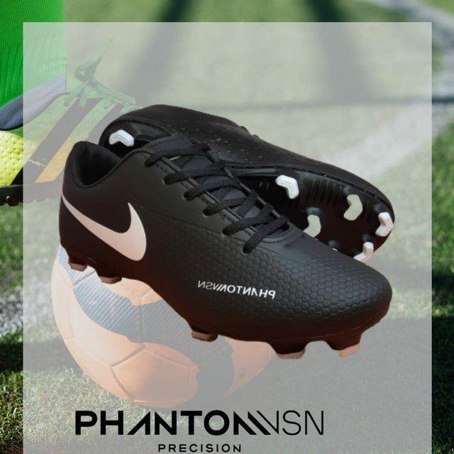 Chuteira Campo Nike Primeira Linha na Caixinha Atacado - Foto 5