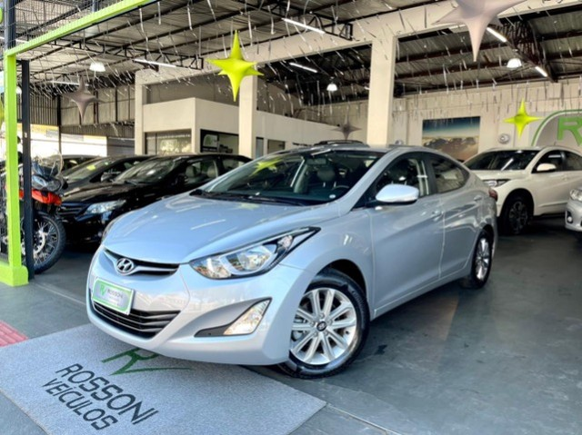 Hyundai Elantra 2.0 flex automatico 40 mil km