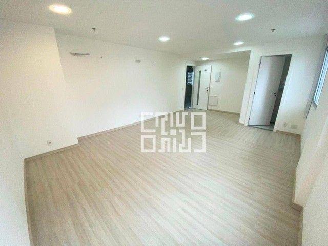 Sala com VAGA para alugar, 30 m² por R$ 1.200/mês - Icaraí - Niterói/RJ - Foto 4