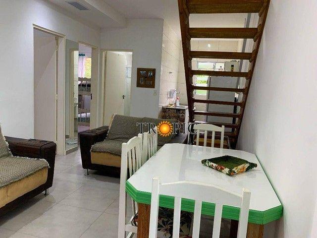 Apartamento com 3 dormitórios à venda, 120 m² por R$ 350.000,00 - Bal Mogiano - Bertioga/S - Foto 4