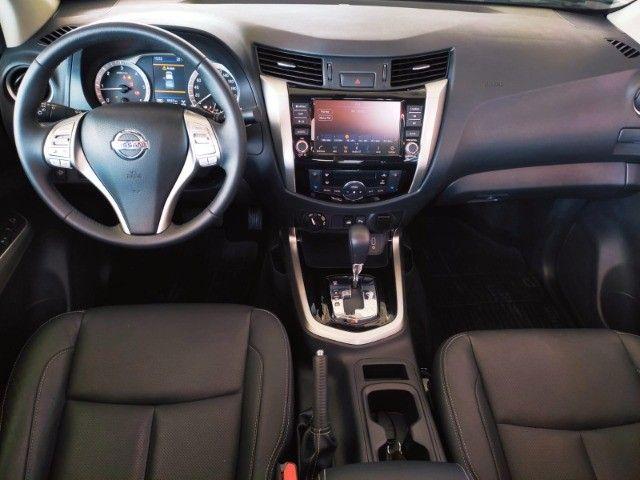 Nissan Frontier LE 2.3 Bi-Turbo Diesel 4x4 2021 - Foto 4
