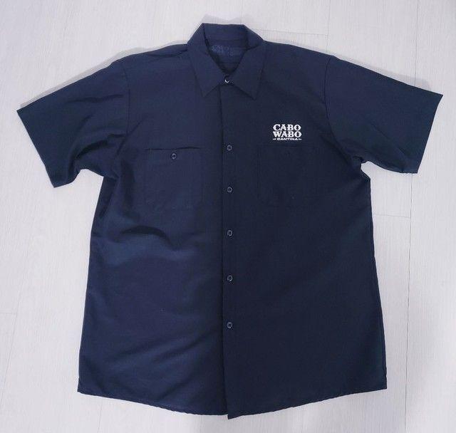 Work Shirt Cabo Wabo - Foto 2
