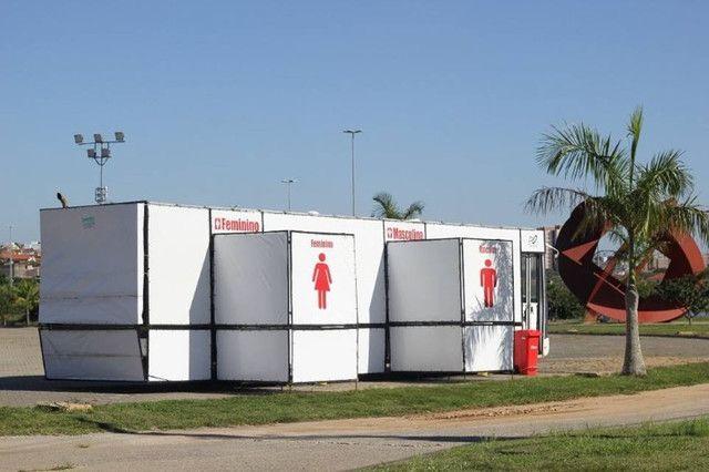 Ônibus banheiro Químico VIP  - eventos e festas - Foto 6