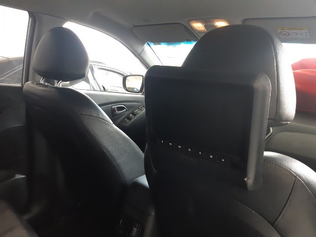 Hyundai IX35 Gls 2.0 Aut Flex 2017, Multimidia, Couro, Unica Dona, Periciada - Foto 8