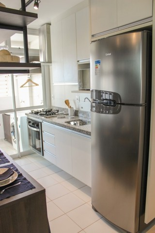 Vivace Residence Club - 2 quartos, suíte e sacada com churrasqueira - Última unidade - Foto 10