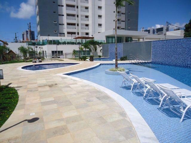 Residencial Vivant, andar alto, Bairro de Lagoa Nova