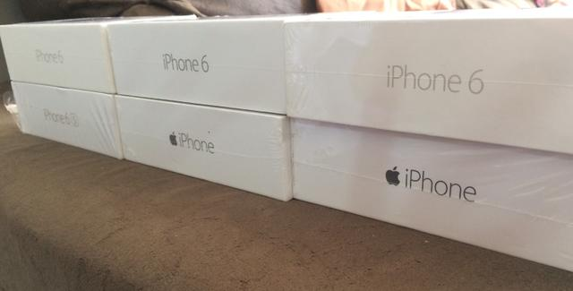IPhone 6 16gb novo sem uso !!!