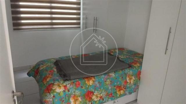 Apartamento à venda com 2 dormitórios em Cachambi, Rio de janeiro cod:838023 - Foto 11