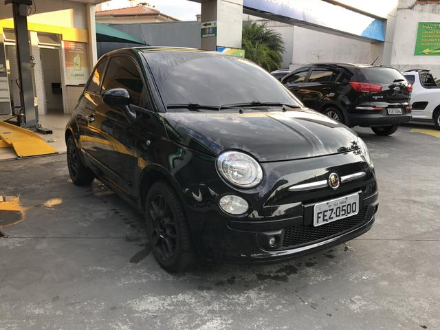 fiat 500 sport 100cv 6marchas complet ssimo 2010 carros vila andrade s o paulo 448068533. Black Bedroom Furniture Sets. Home Design Ideas