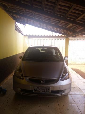Wonderful Honda Fit 2005 Segunda Dona