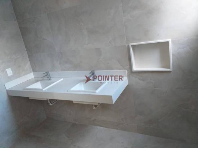 Apartamento novo 4 suites plenas setor bueno - Foto 9