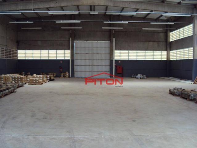 Galpão à venda, 2 m² por r$ 7.500.000 - núcleo industrial vereador alcides celestino filho - Foto 20