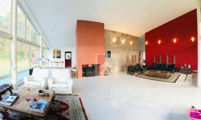 Casa com 4 dormitórios à venda, 345 m² por r$ 850.000,00 - albuquerque - teresópolis/rj - Foto 7