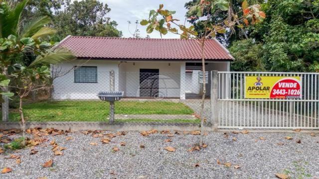 Casa à venda com 4 dormitórios em Balneário itamar, Itapoá cod:149430 - Foto 15