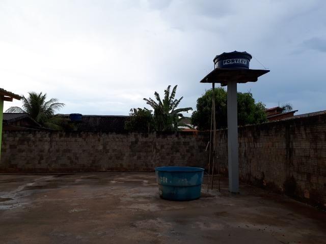 Aluga-se casa no loteamento Santo Afonso, bem localizada e rua asfaltada - Foto 9