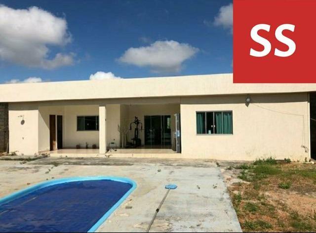 Sérgio Soares vende: Ótima casa moderna na Ponte Alta Norte Gama
