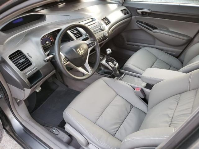 Honda Civic LXL 1.8 FLEX 4P 4P - Foto 5