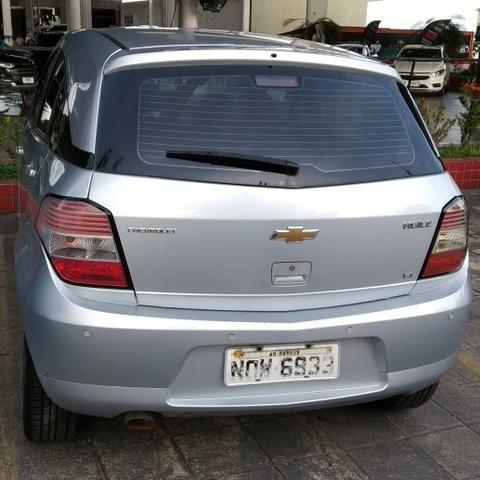 Chevrolet Agile 2010/2011 LTZ 1.4 - Foto 4
