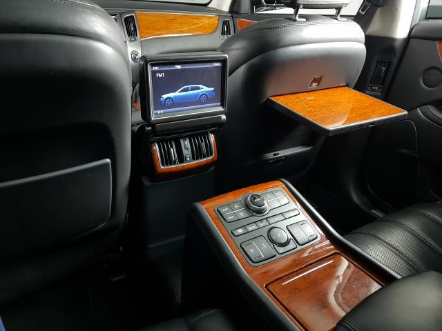 Hyundai EQUUS 4.6 V8 32V 366cv 4p Aut. - Preto - 2012 - Foto 13