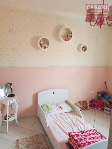 Sobrado à venda, 208 m²- assunção - são bernardo do campo/sp - Foto 7