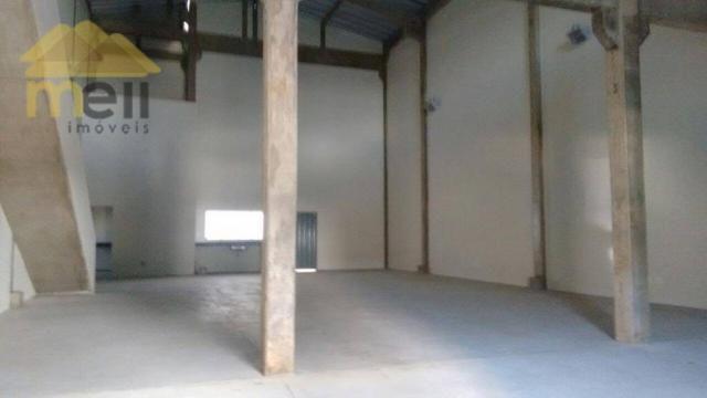 Barracão comercial para locação, Vila Formosa, Presidente Prudente - BA0026. - Foto 2