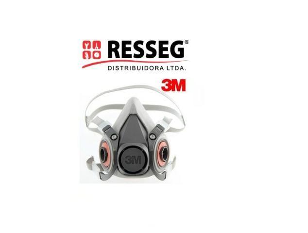 Respirador Reutilizável Semifacial 6200 - 3M
