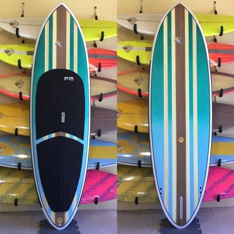 Pranchas Stand Up Paddle Personalizadas de 8.6 a 10.0 SUP com Kit de Quilhas e Pintura - Foto 6