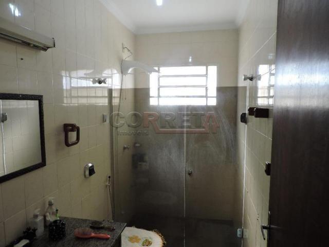 Casa à venda com 3 dormitórios em Jardim nova yorque, Aracatuba cod:V2366 - Foto 7