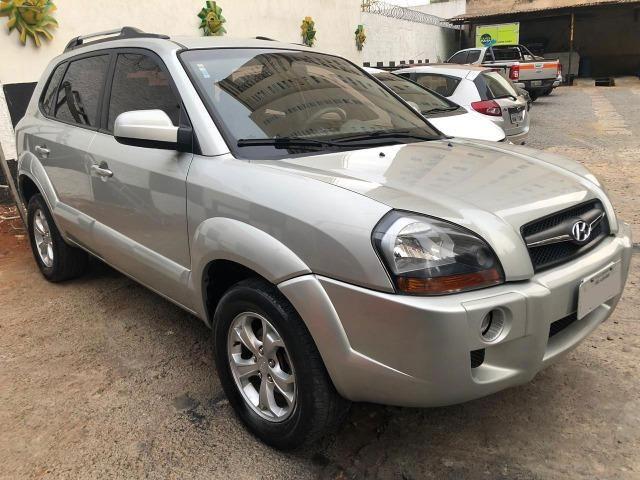 Hyundai Tucson 2.0 GLS Prata 2012/2013