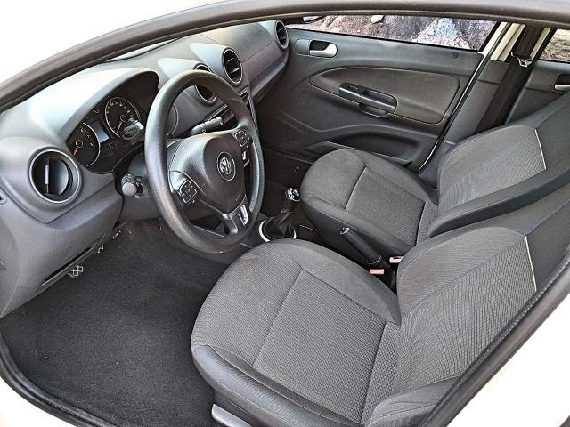 VW - Voyage Trendiline 1.6 - Completo - Flex+GNV ( Excelente P Uber ) 014 - Foto 7