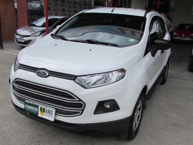 Ford EcoSport Ecosport SE 1.6 16V (Flex) FLEX MANUAL