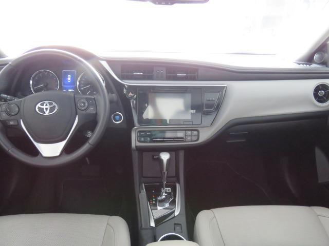 Toyota Corolla 2.0 XEi Multi-Drive S (Flex) 2018 - Foto 5
