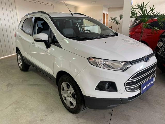 FORD ECOSPORT 2017/2017 1.6 SE 16V FLEX 4P POWERSHIFT