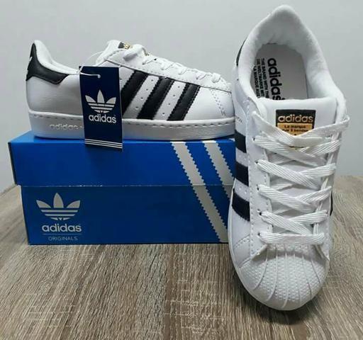 0036b5b32ca9b Tênis Adidas Superstar ORIGINAIS TENHO MAIS MODELOS - Roupas e ...