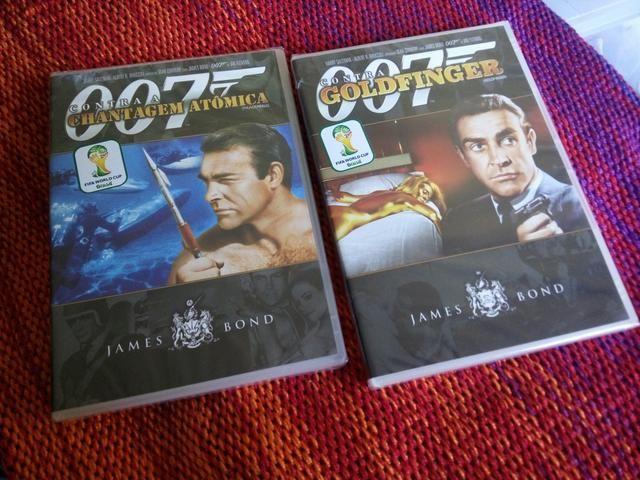 Dvd's 007 (23 reais cada) - Foto 2