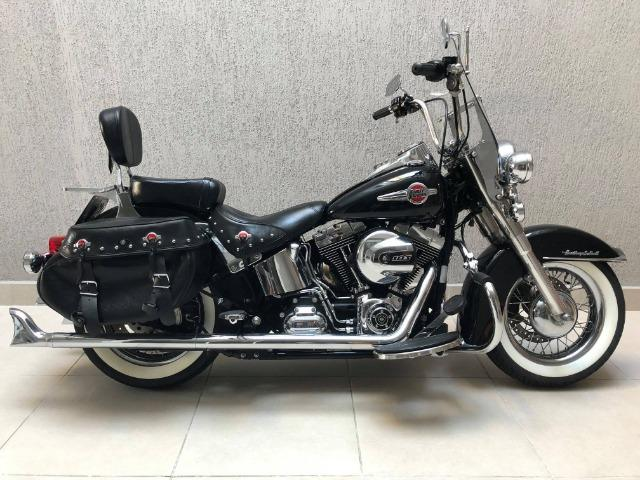 HD Heritage Softail Classic - 2016