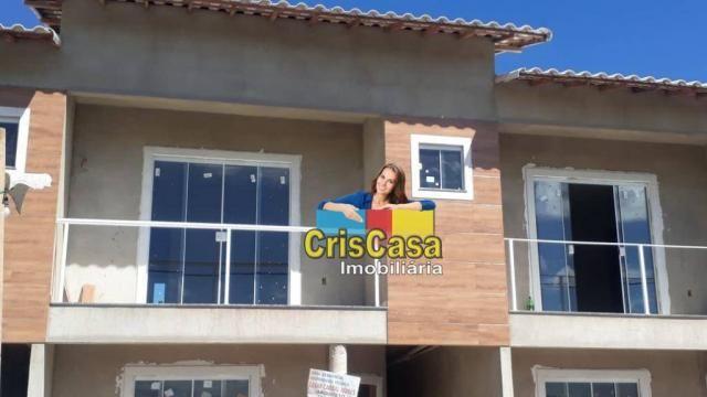 Apartamento com 2 dormitórios à venda, 96 m² por R$ 260.000,00 - Zacarias - Maricá/RJ - Foto 8