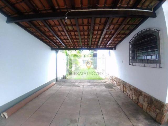 Linda casa linear em 2 terrenos de esquina, Centro/ Rio das Ostras! - Foto 9