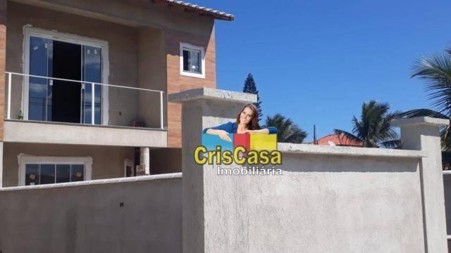 Apartamento com 2 dormitórios à venda, 96 m² por R$ 260.000,00 - Zacarias - Maricá/RJ - Foto 6